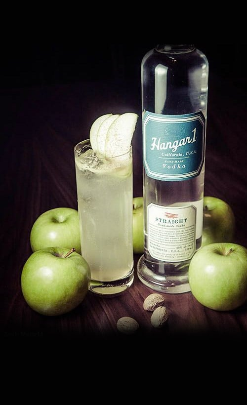 Hangar One Apple Hinny Recipe