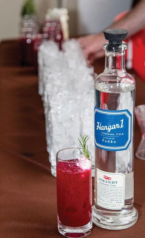 Hangar One Beet Bloody Mary Recipe