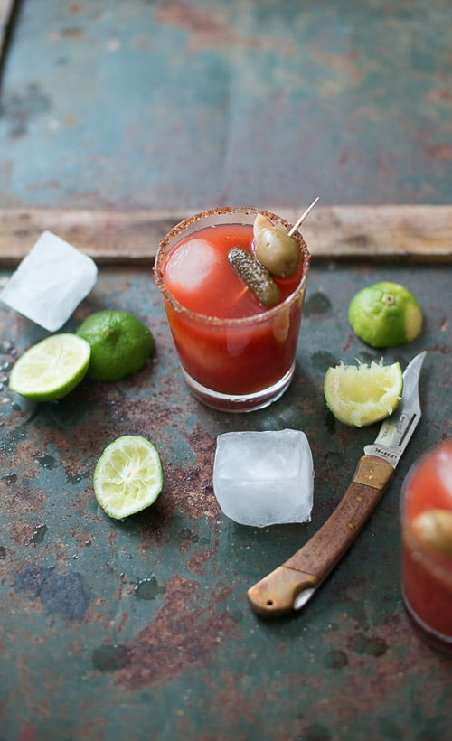 Hangar One The Bloody Caesar Recipe