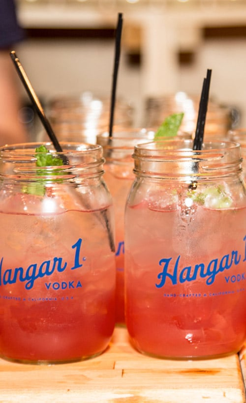 Hangar One Brunch Cup Recipe