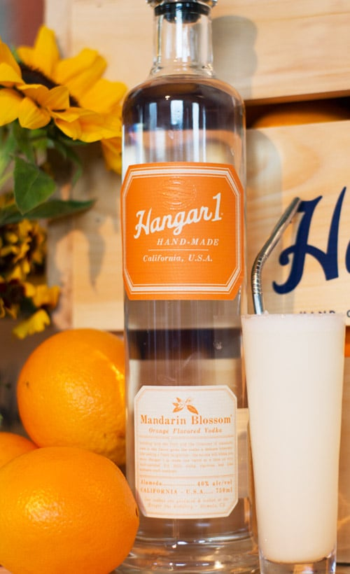 Hangar One Mandarin Fizz Recipe