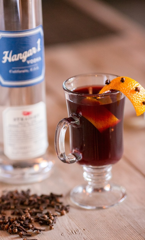 Hangar One Alameda Todder Recipe