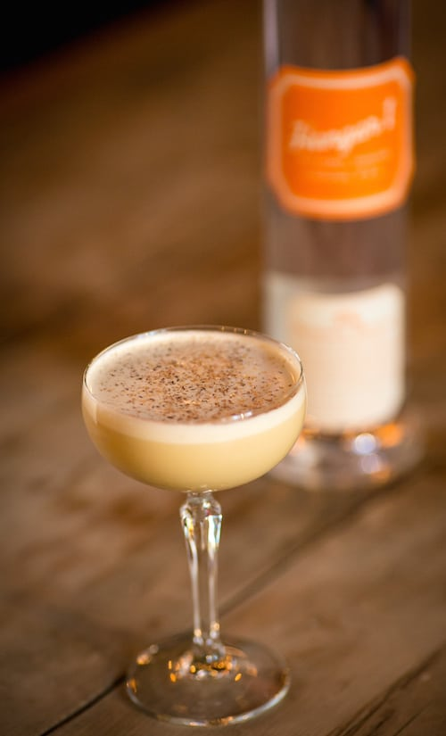 Hangar One Chocolate Orange Flip Recipe