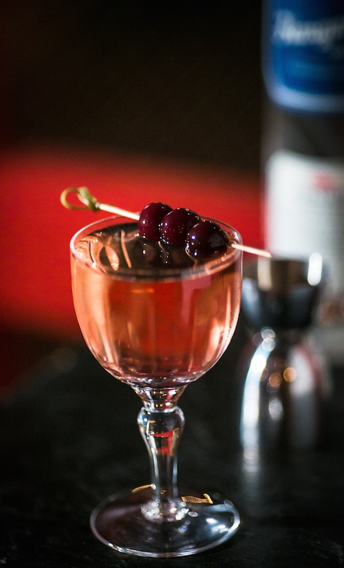 Hangar One Rose Red Recipe