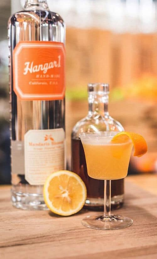 Hangar One Bittersweet Summer Recipe