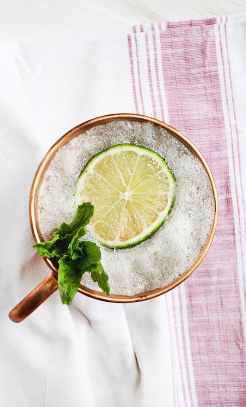 Hangar One Frozen Mule Recipe