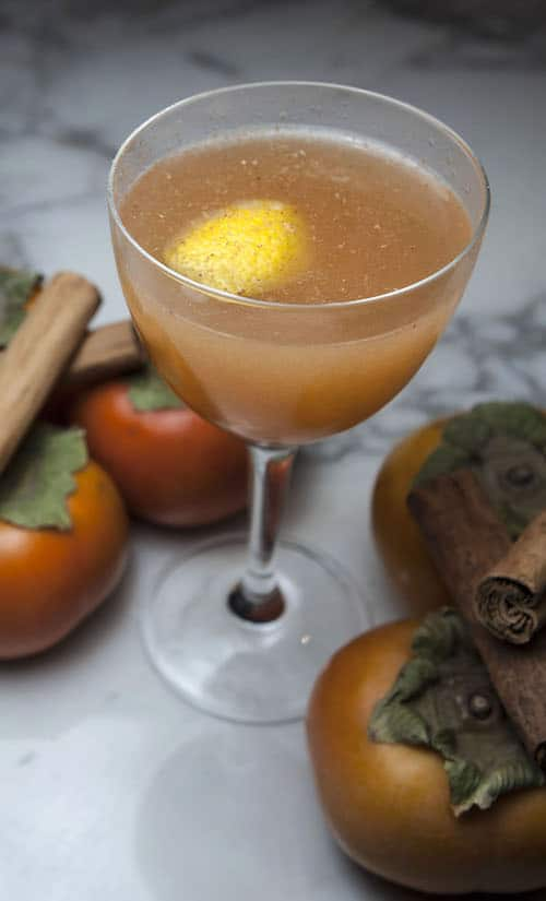 Hangar One Fuyu Sour Recipe