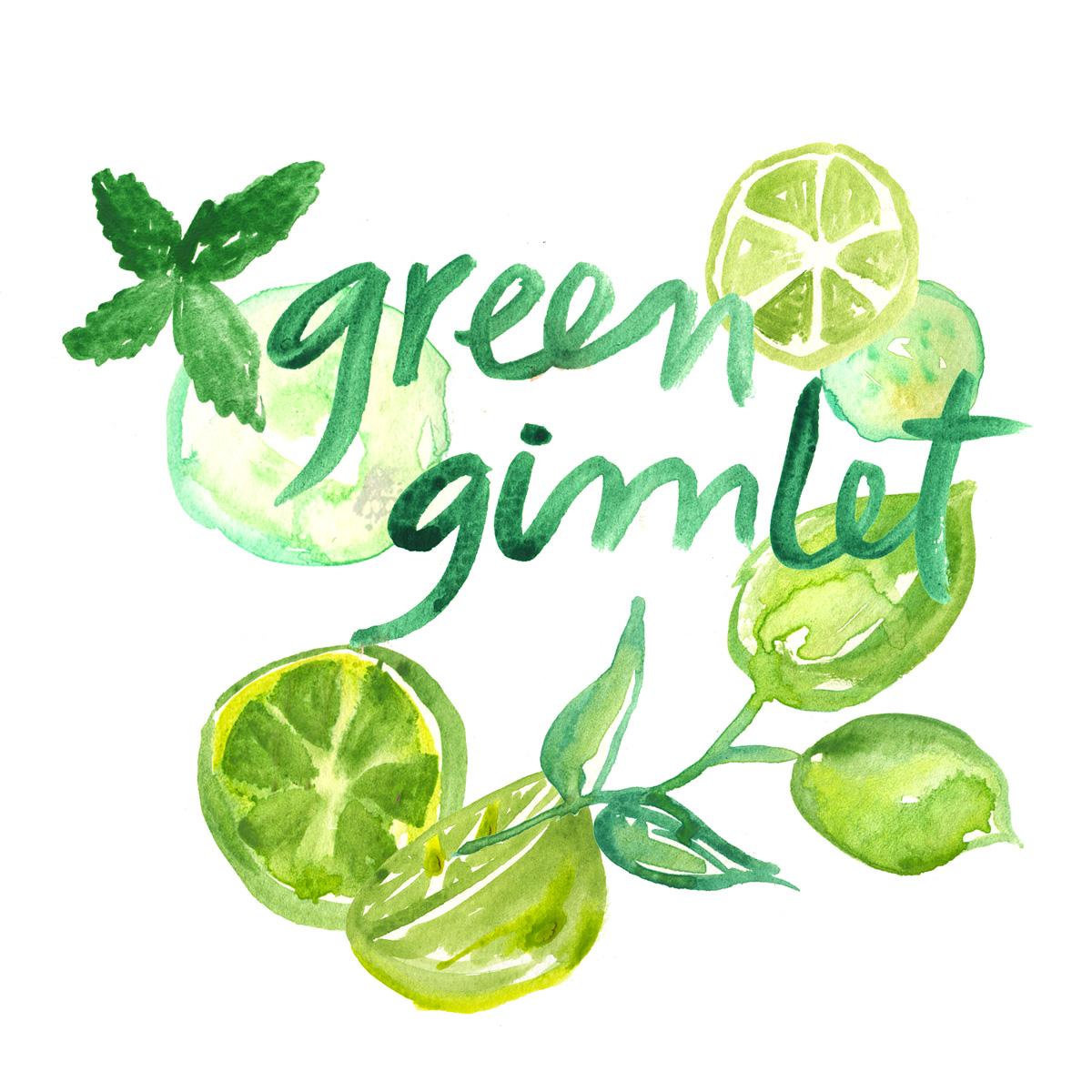 Green Gimlet_title