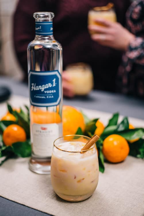 Hangar One Pumpkin Spice Cocktail Recipe
