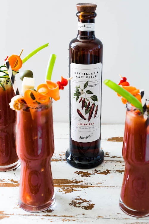 Hangar One Chipotle Bloody Mary Recipe