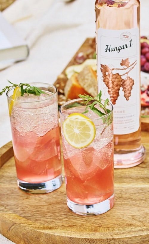 Hangar One Rosénade Recipe