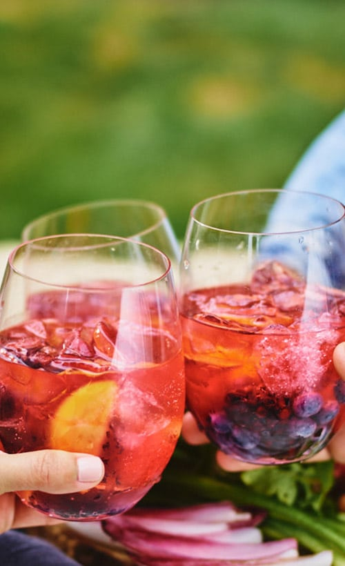 Hangar One Rosé Sangria Recipe