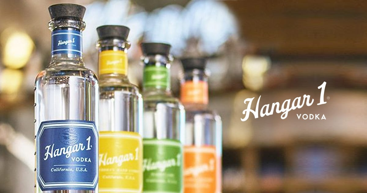 hangar one | california vodka