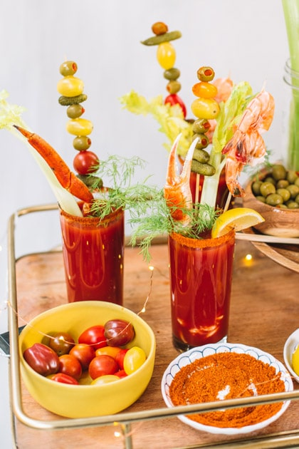 Hangar One Coastal Bloody Mary