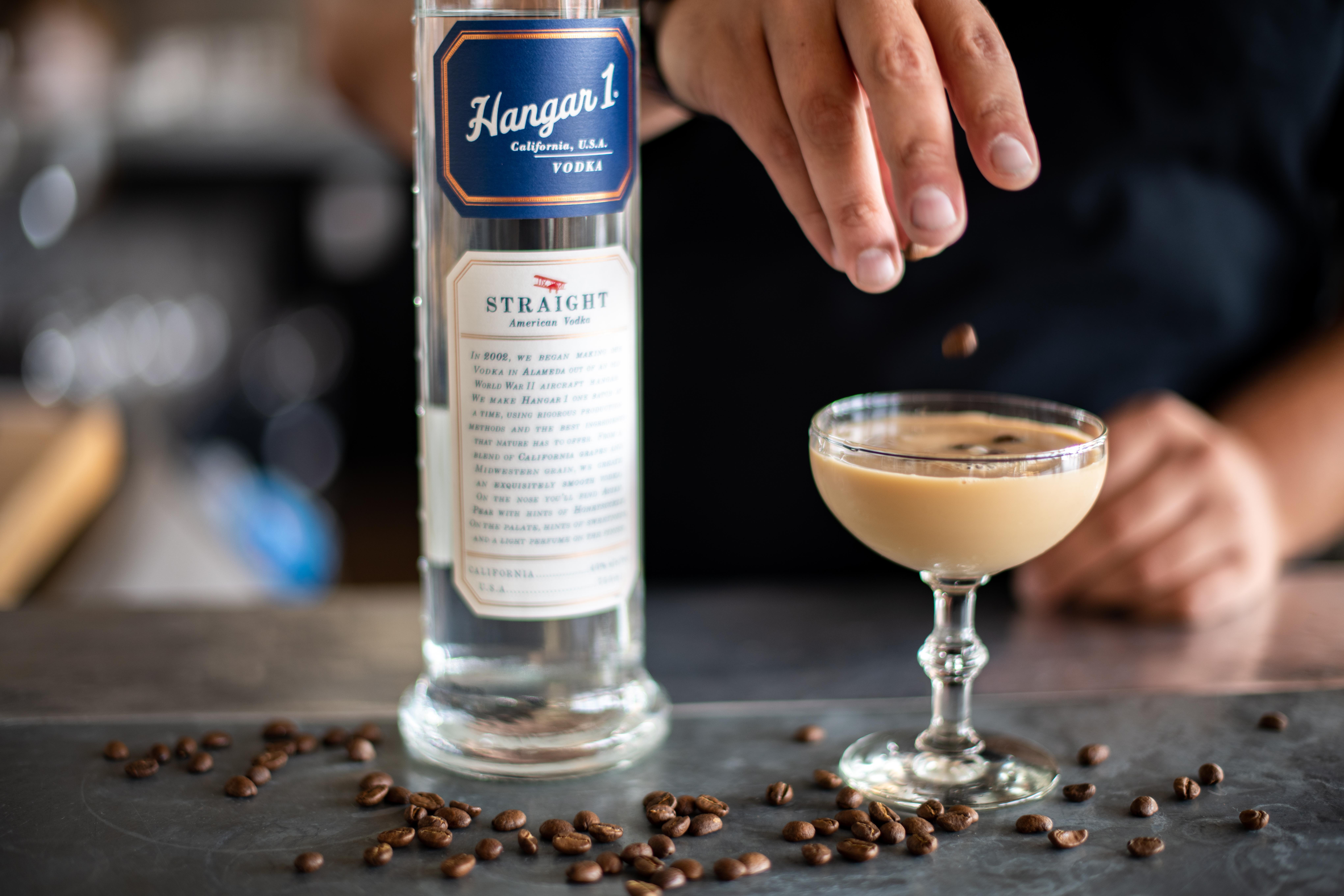 Hangar One Espresso Martini